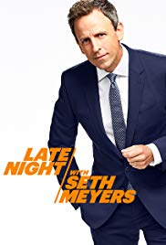Late Night with Seth Meyers Season 7 Episode 106