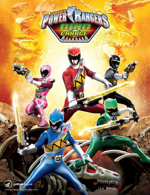 Power Rangers Dino Charge S23E03