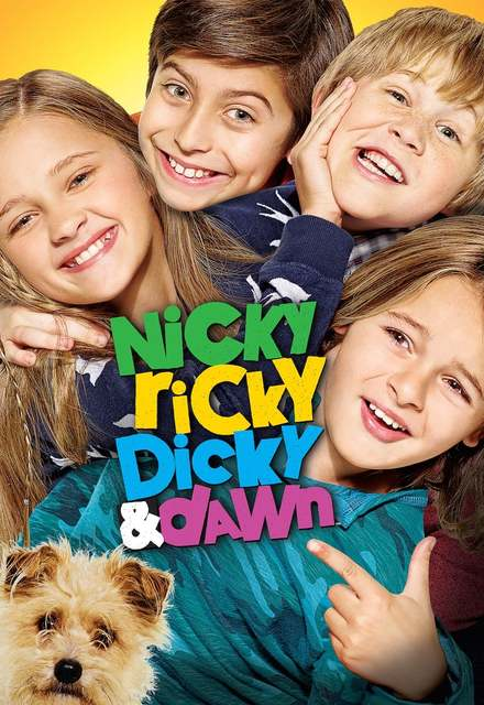 Nicky, Ricky, Dicky & Dawn S02E12
