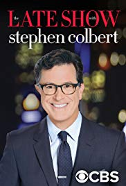 The Late Show with Stephen Colbert 4×189 :