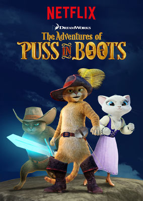 The Adventures of Puss in Boots S01E01