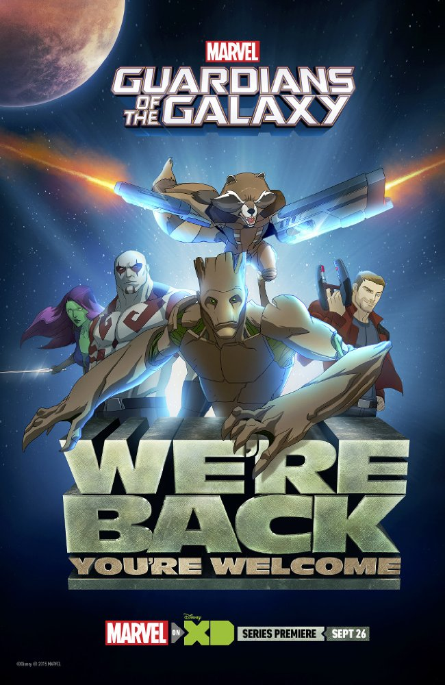 Marvel's Guardians of the Galaxy Season 3 Episode 24