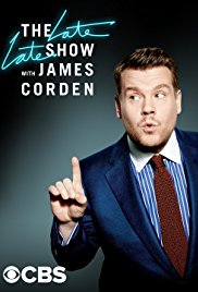 The Late Late Show with James Corden S01E16