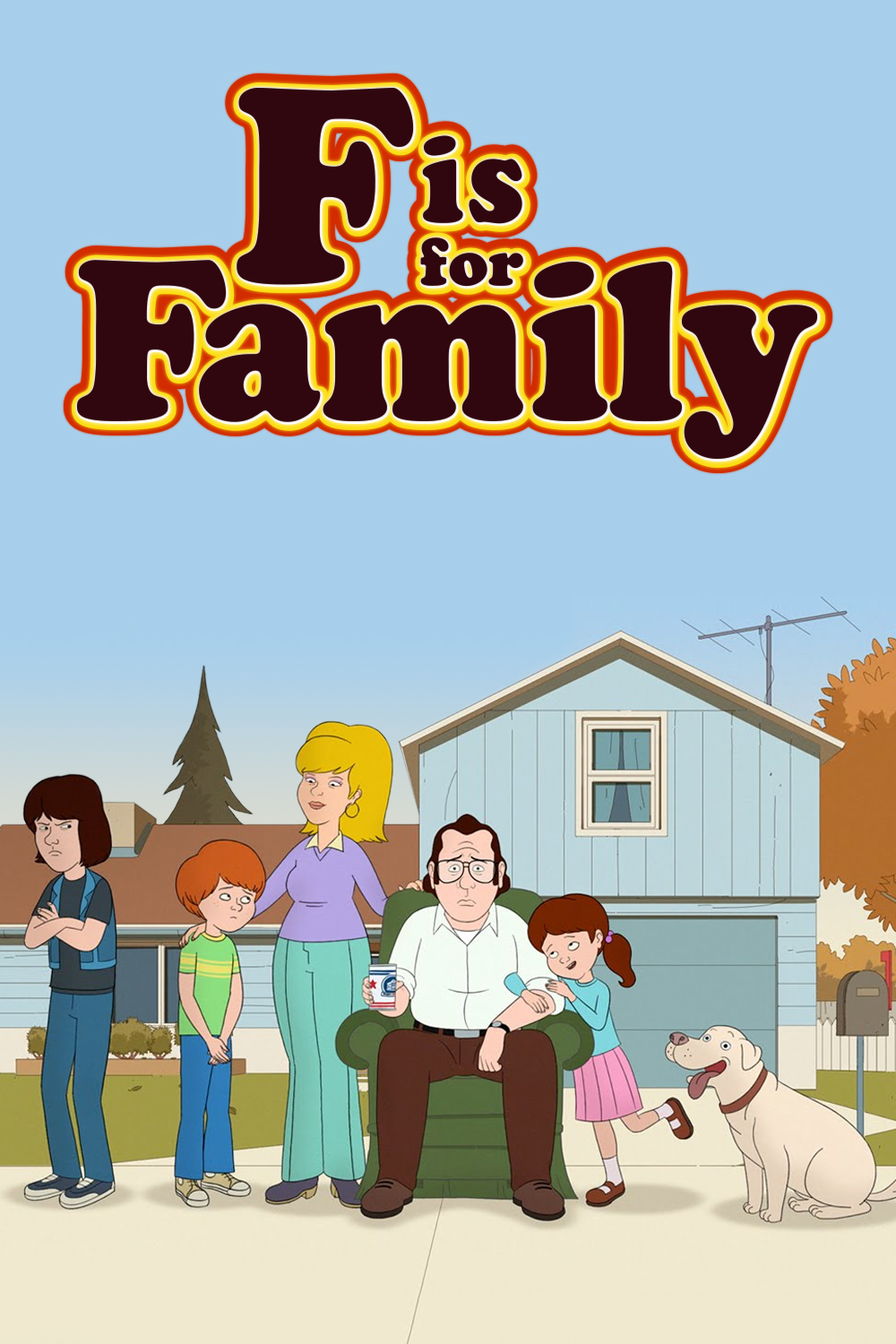 F is for Family Season 4 Episode 9