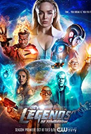 DC's Legends of Tomorrow Season 6 Episode 1