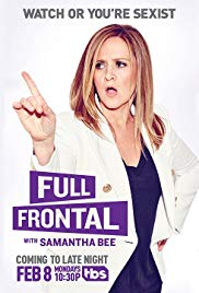 Full Frontal with Samantha Bee Season 4 Episode 18