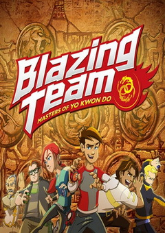 Blazing Team: Masters of Yo Kwon Do S01E14