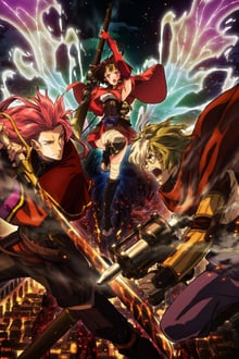 Kabaneri of the Iron Fortress 1×12