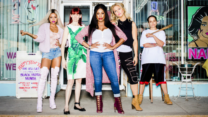 Claws 3×6