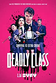 Deadly Class Season 1 Episode 1