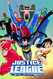 Justice League Unlimited Season 4 Episode 1