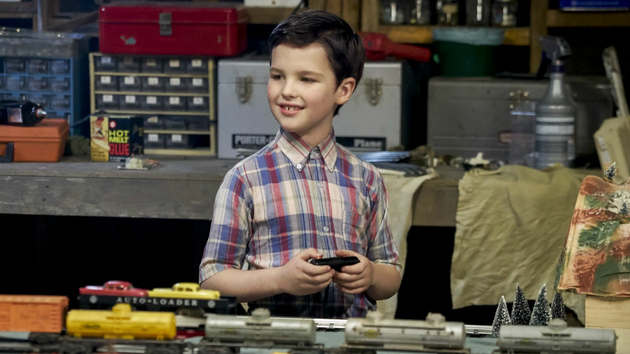 Young Sheldon 3×9