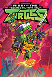 Rise of the Teenage Mutant Ninja Turtles Season 2 Episode 2