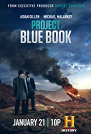 Project Blue Book 1×1