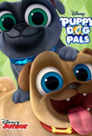Puppy Dog Pals 3X2