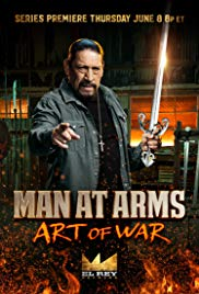 Man at Arms: Art of War