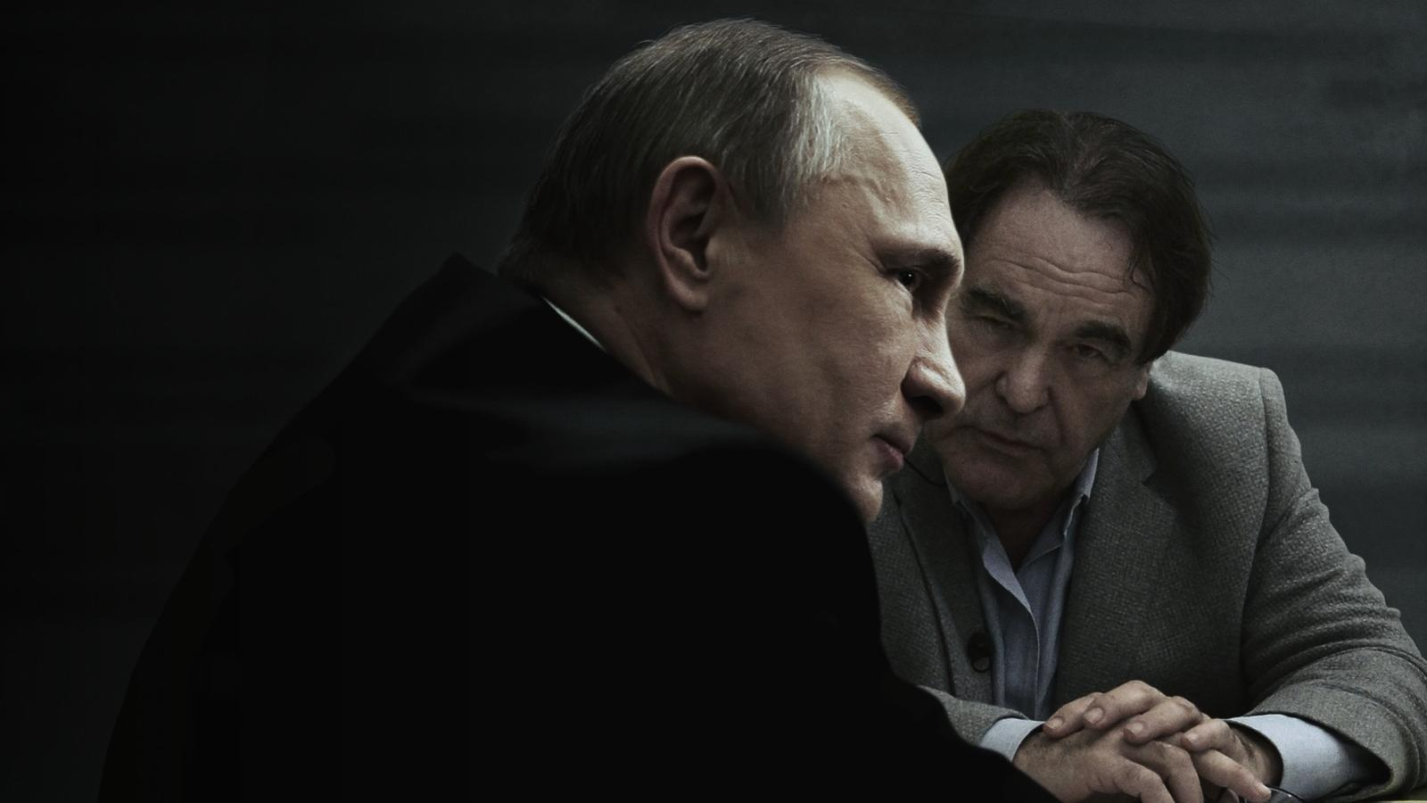Фильм Оливера Стоуна интервью с Путиным 3 серия (21.06 ...