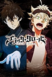 Black Clover Season 1 Episode 1