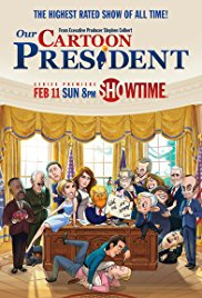 Our Cartoon President S02E02