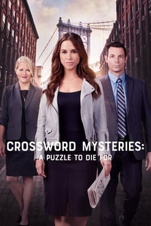 Crossword Mysteries: A Puzzle to Die For Season 3 Episode 1