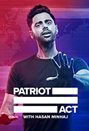 Patriot Act with Hasan Minhaj 6X4