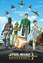 Star Wars Resistance Season 2 Episode 4