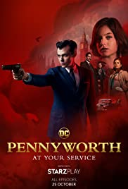 Pennyworth 1×9