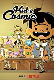 Kid Cosmic Season 1 Episode 9