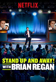 Standup and Away! with Brian Regan