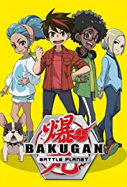 Bakugan: Battle Planet Season 1 Episode 1